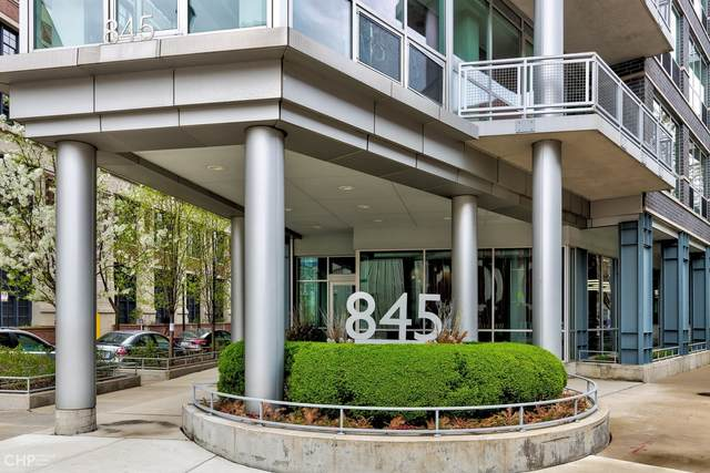 845 N Kingsbury Street #508, Chicago, IL 60610 (MLS #11056682) :: RE/MAX IMPACT