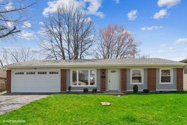 1408 Laurie Lane, Hanover Park, IL 60133 (MLS #11056685) :: Ryan Dallas Real Estate