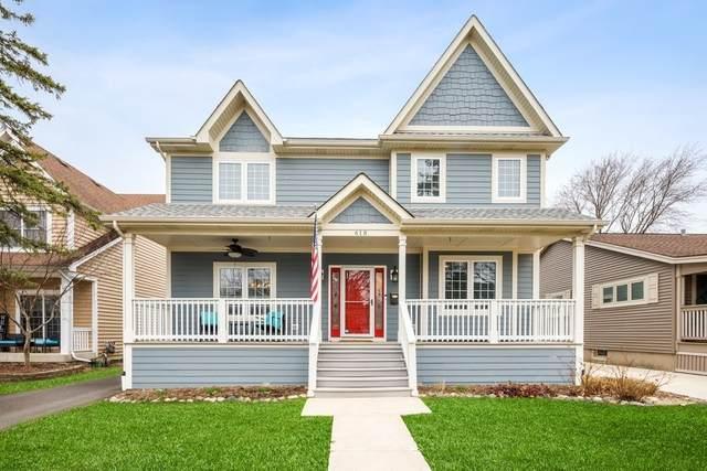 618 Wilson Street, Downers Grove, IL 60515 (MLS #11056703) :: RE/MAX IMPACT