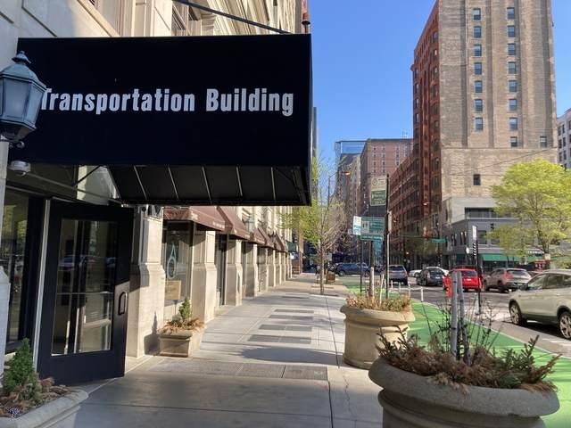 600 S Dearborn Street #805, Chicago, IL 60605 (MLS #11056723) :: Ryan Dallas Real Estate