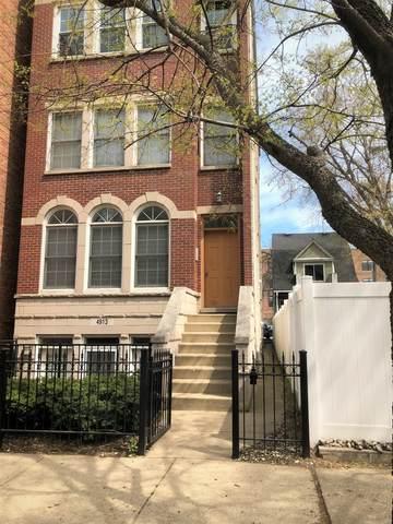 4913 N Ashland Avenue #2, Chicago, IL 60640 (MLS #11056729) :: Touchstone Group