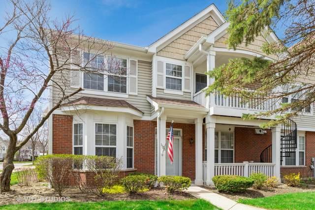 1126 Georgetown Way 5-2, Vernon Hills, IL 60061 (MLS #11056734) :: Helen Oliveri Real Estate