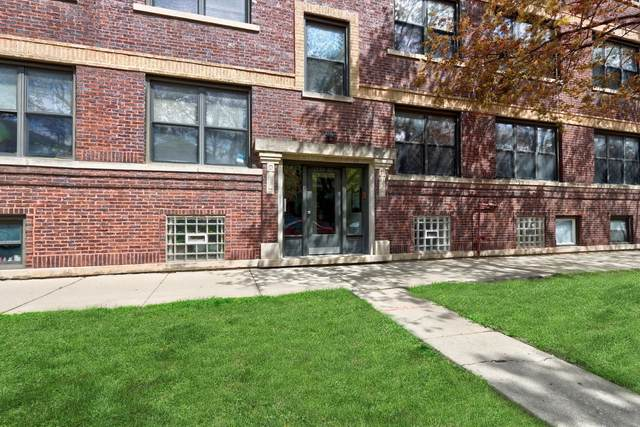 3238 W Leland Avenue 1B, Chicago, IL 60625 (MLS #11056799) :: RE/MAX IMPACT