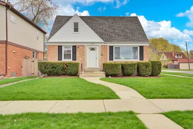 9144 Mason Avenue, Morton Grove, IL 60053 (MLS #11056817) :: Helen Oliveri Real Estate