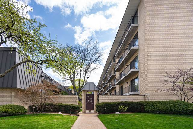 6221 N Niagara Avenue #207, Chicago, IL 60631 (MLS #11056846) :: RE/MAX IMPACT