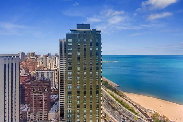 1000 N Lake Shore Drive 33A, Chicago, IL 60611 (MLS #11056876) :: Touchstone Group