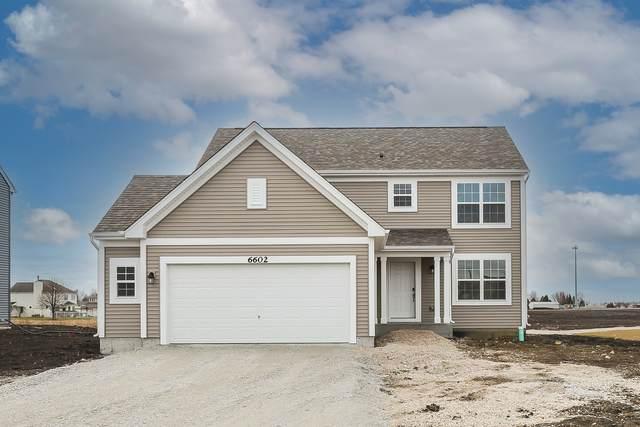 6602 Roth Lot #78 Drive, Joliet, IL 60431 (MLS #11056892) :: Helen Oliveri Real Estate