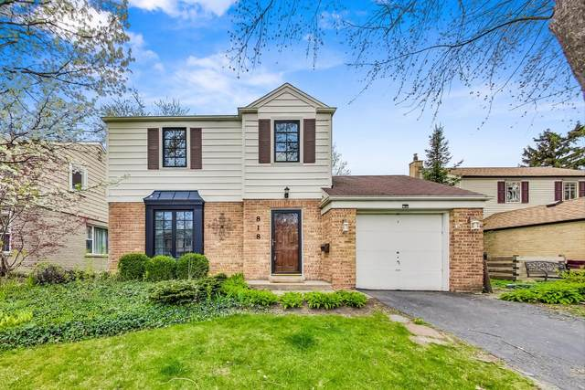 818 S Mitchell Avenue, Arlington Heights, IL 60005 (MLS #11056900) :: Helen Oliveri Real Estate