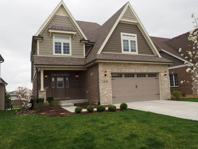 16319 Emerson Drive, Orland Park, IL 60467 (MLS #11056916) :: Littlefield Group