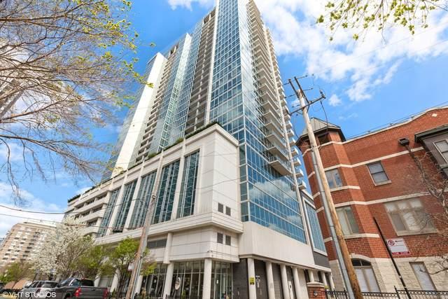 1629 S Prairie Avenue #2004, Chicago, IL 60616 (MLS #11056995) :: Touchstone Group