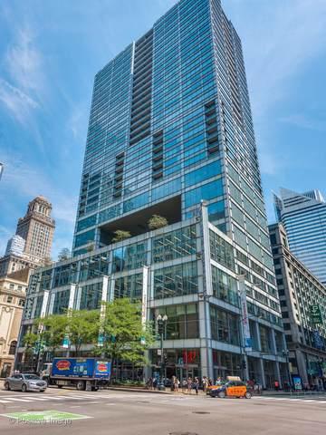 8 E Randolph Street #2301, Chicago, IL 60601 (MLS #11057005) :: Helen Oliveri Real Estate