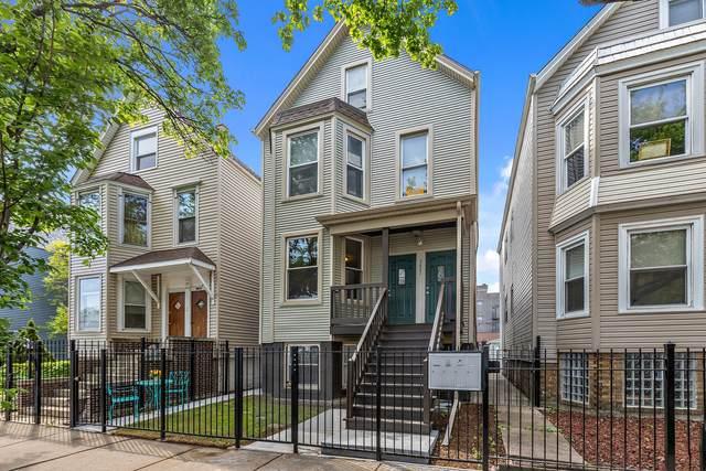 3621 W Wolfram Street, Chicago, IL 60618 (MLS #11057065) :: Ryan Dallas Real Estate