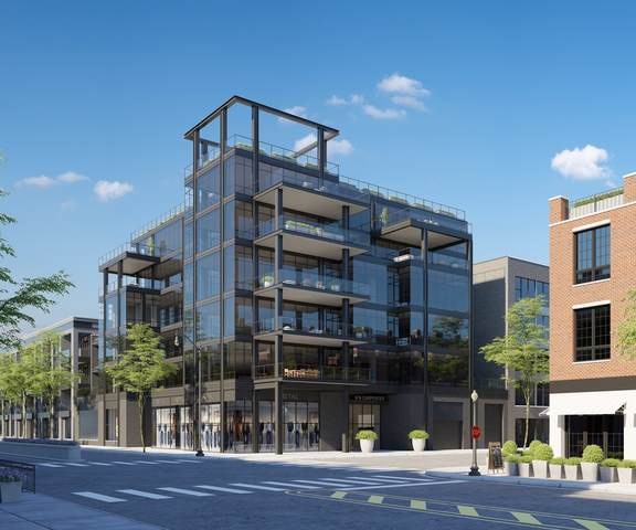 6 N Carpenter Street 4C, Chicago, IL 60607 (MLS #11057084) :: The Perotti Group