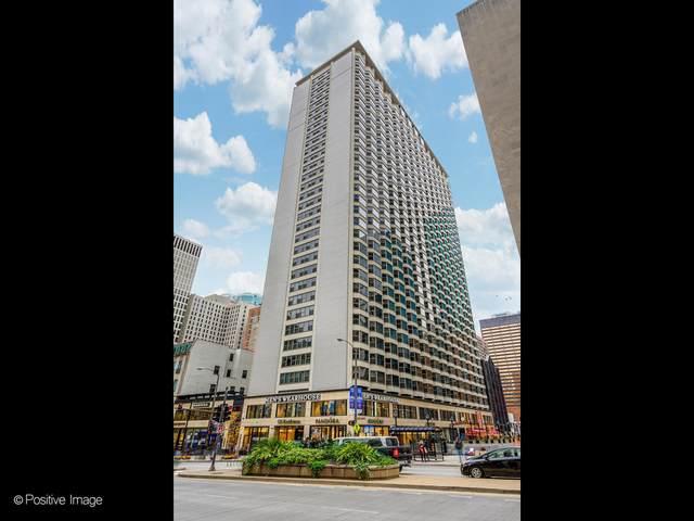 535 N Michigan Avenue #1904, Chicago, IL 60611 (MLS #11057219) :: RE/MAX Next