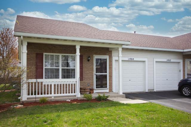 1460 Red Top Lane, Minooka, IL 60447 (MLS #11057239) :: Helen Oliveri Real Estate