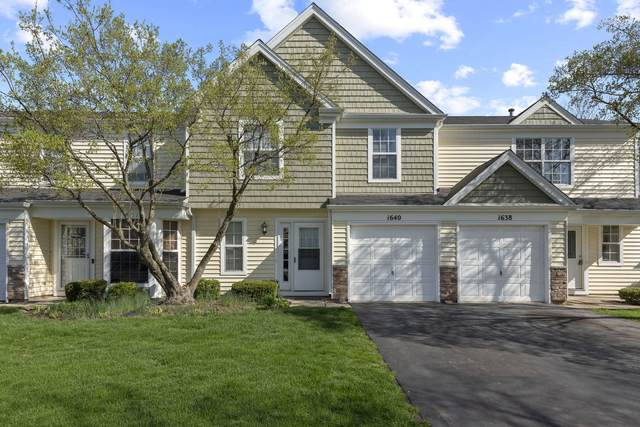 1640 College Green Drive, Elgin, IL 60123 (MLS #11057272) :: RE/MAX IMPACT