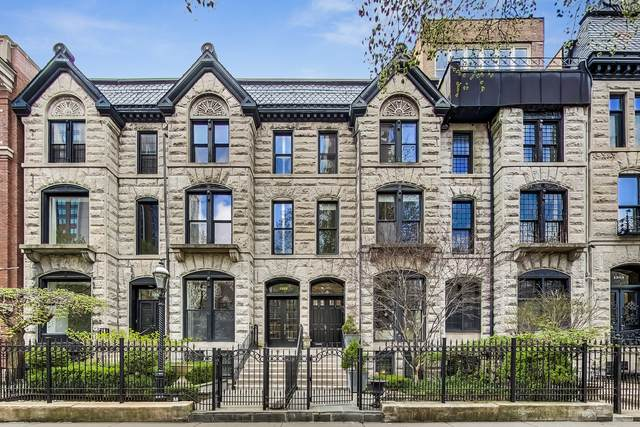 1360 N State Parkway, Chicago, IL 60610 (MLS #11057278) :: Carolyn and Hillary Homes