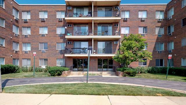 9445 Kenton Avenue #102, Skokie, IL 60076 (MLS #11057311) :: Janet Jurich