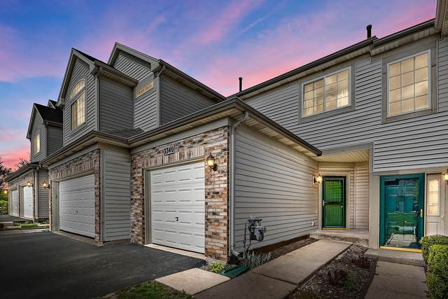 3340 Blue Ridge Drive #3340, Carpentersville, IL 60110 (MLS #11057328) :: The Dena Furlow Team - Keller Williams Realty