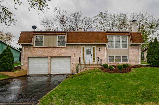 439 Rothbury Drive, Bolingbrook, IL 60440 (MLS #11057340) :: The Perotti Group