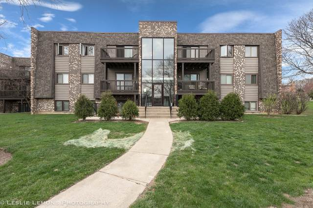 1464 Stonebridge Circle 9E, Wheaton, IL 60189 (MLS #11057355) :: RE/MAX IMPACT