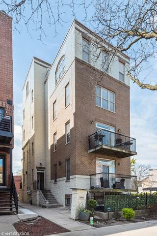 2869 W Palmer Street #5, Chicago, IL 60647 (MLS #11057363) :: The Perotti Group