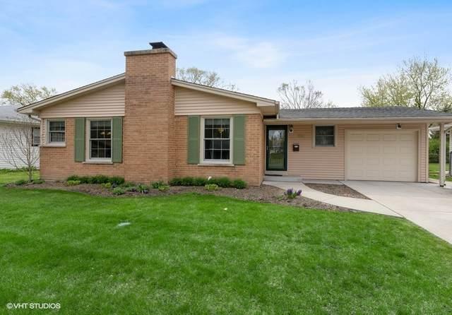 1011 Woodland Drive, Wheeling, IL 60090 (MLS #11057376) :: Ryan Dallas Real Estate