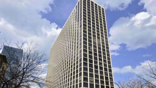 4343 N Clarendon Avenue #2014, Chicago, IL 60613 (MLS #11057382) :: Touchstone Group