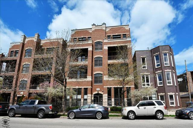 1116 W Hubbard Street 1E, Chicago, IL 60642 (MLS #11057406) :: Touchstone Group