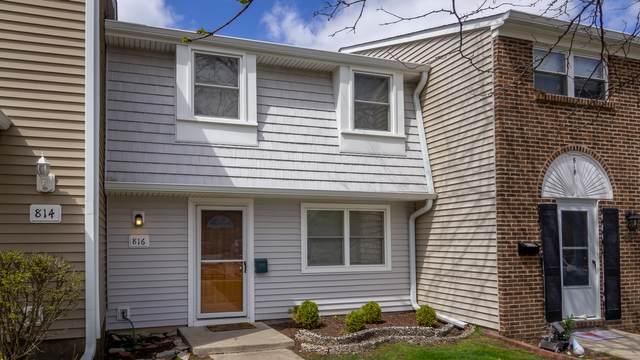 816 Mansfield Court, Schaumburg, IL 60194 (MLS #11057430) :: Ryan Dallas Real Estate