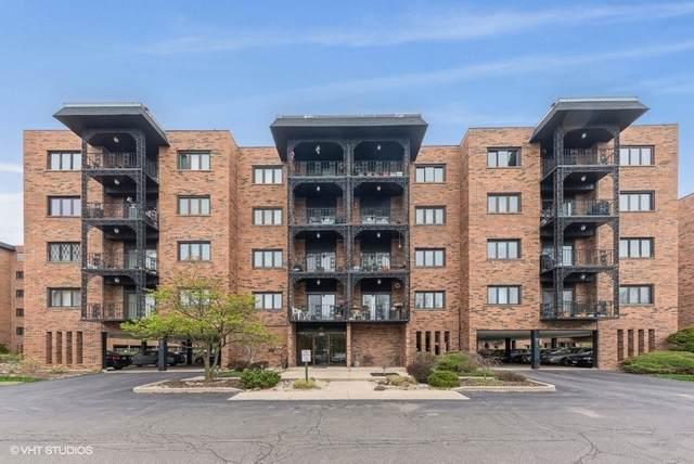 9374 Landings Lane #205, Des Plaines, IL 60016 (MLS #11057452) :: Helen Oliveri Real Estate