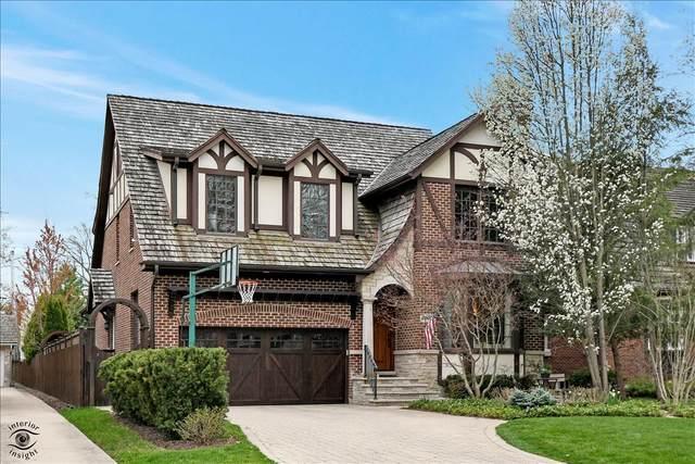 2205 Chestnut Avenue, Wilmette, IL 60091 (MLS #11057467) :: Helen Oliveri Real Estate