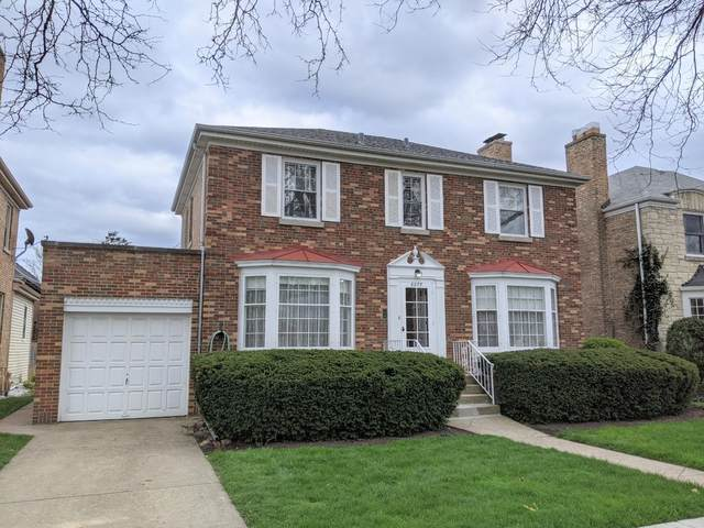 6277 N Leona Avenue, Chicago, IL 60646 (MLS #11057493) :: RE/MAX IMPACT