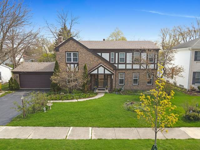 4121 Roslyn Road, Downers Grove, IL 60515 (MLS #11057504) :: Helen Oliveri Real Estate