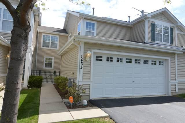 1434 W Remington Lane, Round Lake, IL 60073 (MLS #11057529) :: RE/MAX IMPACT