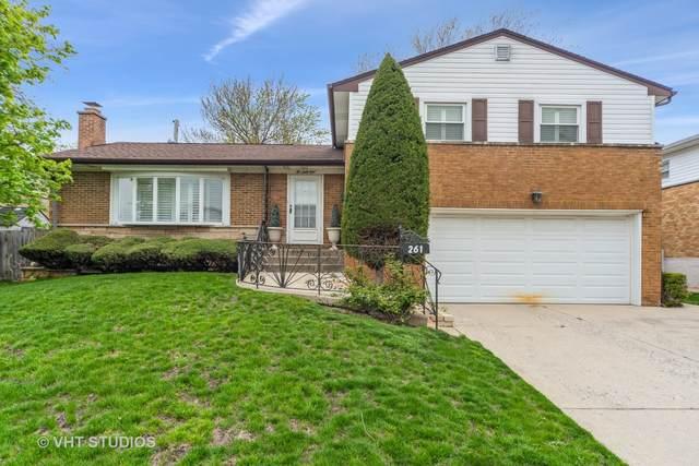 261 Andy Drive, Melrose Park, IL 60160 (MLS #11057594) :: Helen Oliveri Real Estate