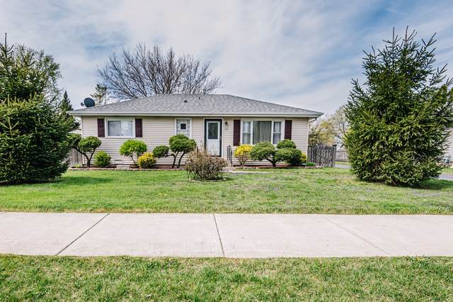 7706 Thomas Avenue, Bridgeview, IL 60455 (MLS #11057610) :: The Dena Furlow Team - Keller Williams Realty