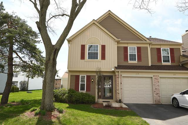 119 Crab Tree Drive, Westmont, IL 60559 (MLS #11057643) :: Jacqui Miller Homes
