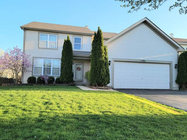 1761 Ruzich Drive, Bartlett, IL 60103 (MLS #11057646) :: Ryan Dallas Real Estate