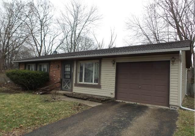 124 Grove Court, Bolingbrook, IL 60440 (MLS #11057664) :: RE/MAX IMPACT