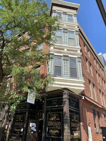 731 N Wells Street #3, Chicago, IL 60654 (MLS #11057684) :: Janet Jurich