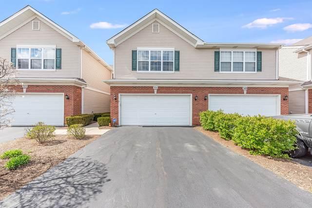 351 Grape Vine Trail #351, Oswego, IL 60543 (MLS #11057710) :: Carolyn and Hillary Homes
