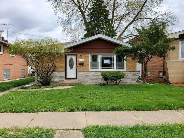 14445 S Kenwood Avenue, Dolton, IL 60419 (MLS #11057751) :: RE/MAX IMPACT