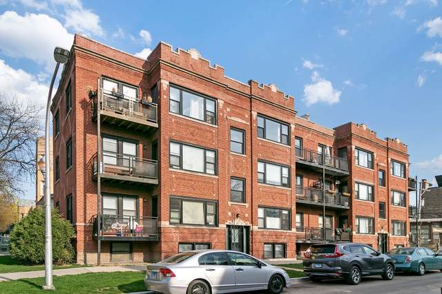 4661 N Spaulding Avenue #3, Chicago, IL 60625 (MLS #11057792) :: Touchstone Group