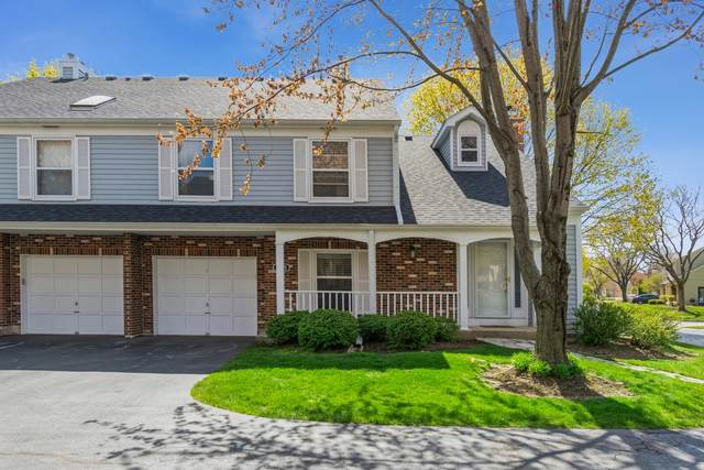 1345 Queensgreen Circle, Naperville, IL 60563 (MLS #11057808) :: The Perotti Group