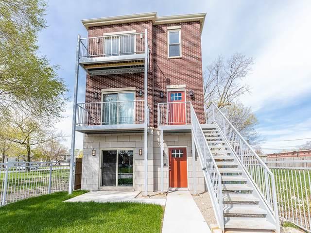 4552 S Evans Avenue, Chicago, IL 60653 (MLS #11057839) :: RE/MAX IMPACT