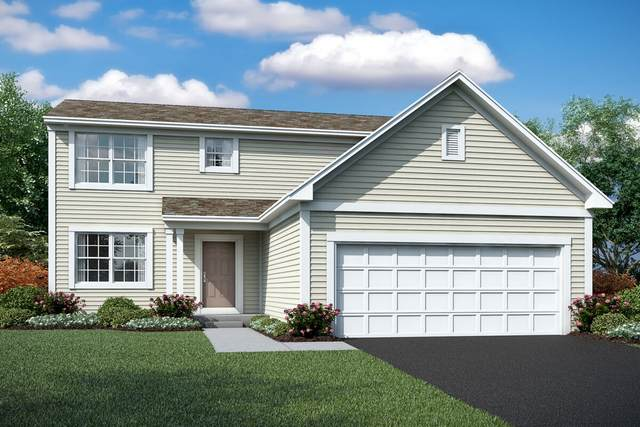 1030 Wilbe Lot #1679 Street, Plano, IL 60545 (MLS #11057845) :: RE/MAX IMPACT