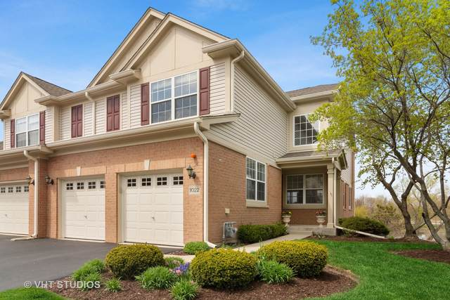 1022 Orchard Pond Court #1022, Lake Zurich, IL 60047 (MLS #11057855) :: The Spaniak Team