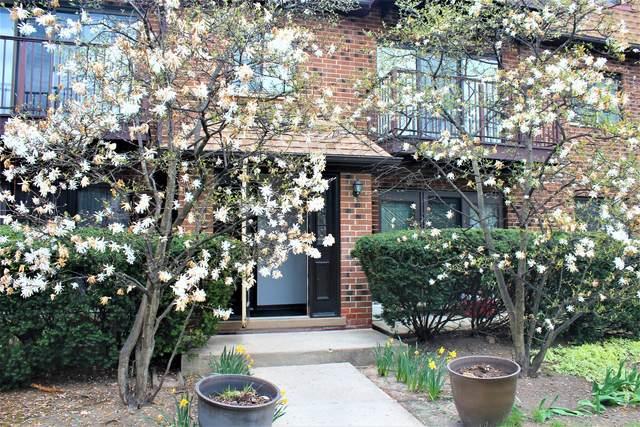 408 E Kensington Road 408-E, Mount Prospect, IL 60056 (MLS #11057865) :: Helen Oliveri Real Estate