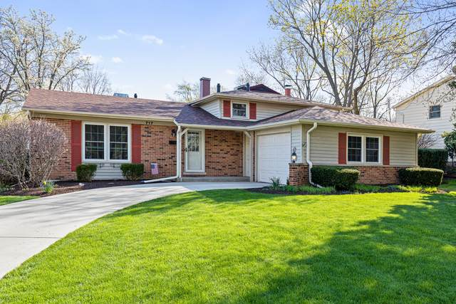 717 Liberty Bell Lane, Libertyville, IL 60048 (MLS #11057878) :: BN Homes Group